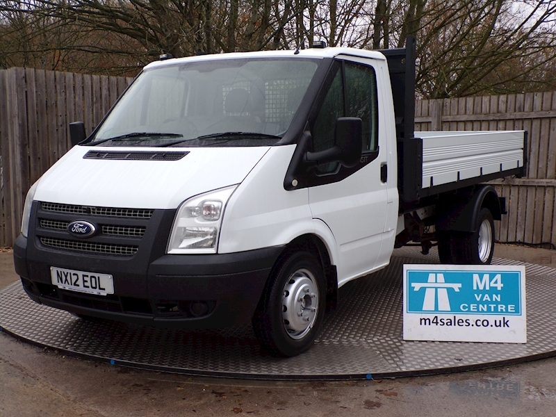 Ford Transit 350 tipper 1 stop body 125ps Image 1