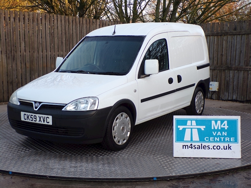 Combo 2000 Cdti E4 Car Derived Van 1.2 Manual Diesel