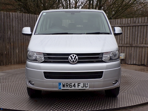 Transporter T30 Tdi Shuttle Se 2.0 Manual Diesel