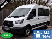 Ford Transit 125ps 15 Seater - Thumb 0