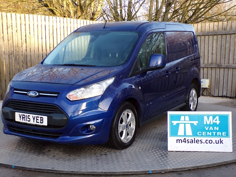 Ford Transit CONNECT 200 LIMITED Image 1