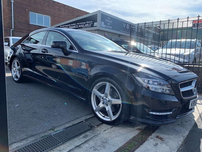 Cls Cls250 Cdi Blueefficiency Amg Sport Coupe 2.1 Automatic Diesel