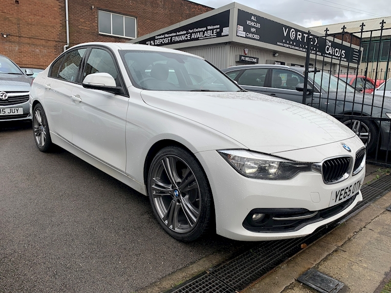 3 Series 320D Ed Sport Saloon 2.0 Manual Diesel