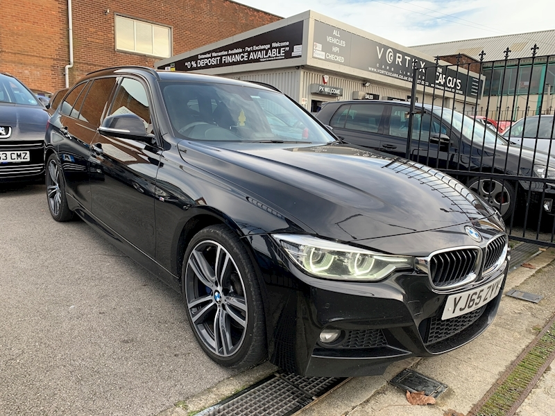 3 Series 320D Xdrive M Sport Touring Estate 2.0 Automatic Diesel