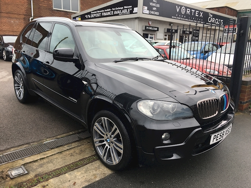 X5 Xdrive35d M Sport Estate 3.0 Automatic Diesel