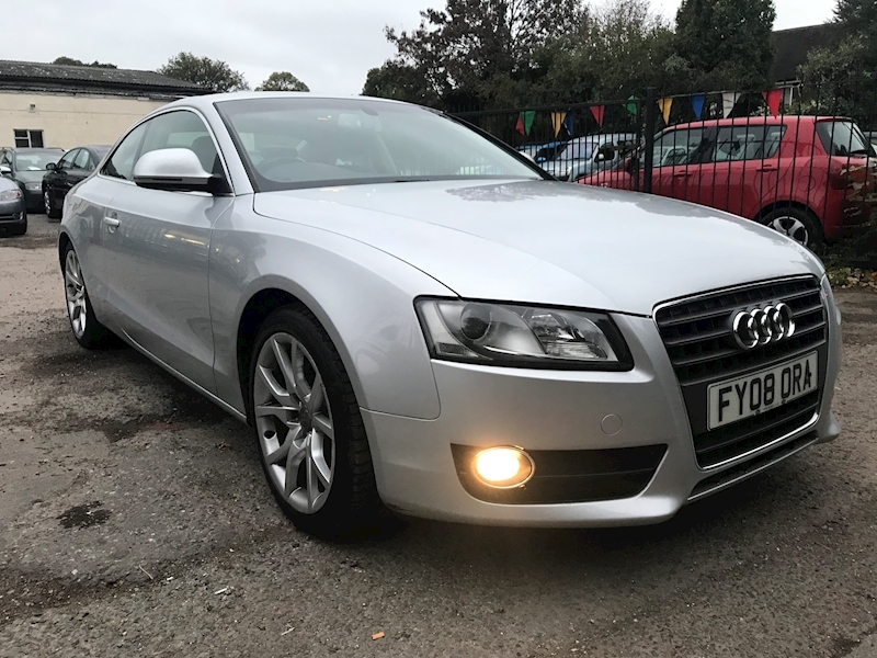 A5 Tfsi Sport Coupe 1.8 Manual Petrol