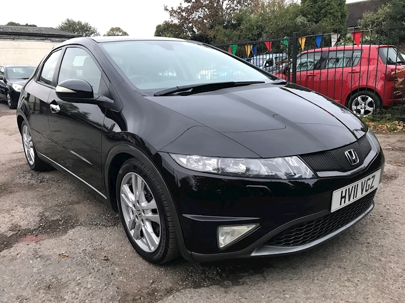 Civic I-Vtec Ex Gt Hatchback 1.8 Manual Petrol