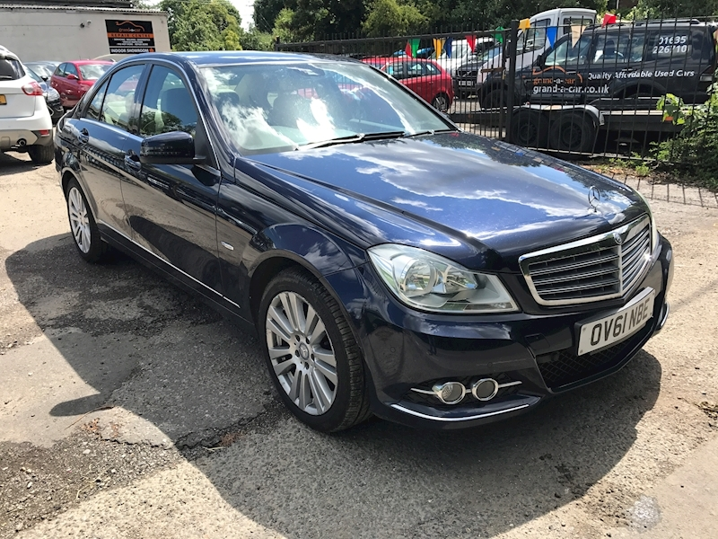 C Class C250 Cdi Blueefficiency Elegance Ed125 Saloon 2.1 Automatic Diesel
