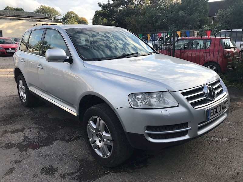 Touareg V6 Estate 3.2 Automatic Petrol