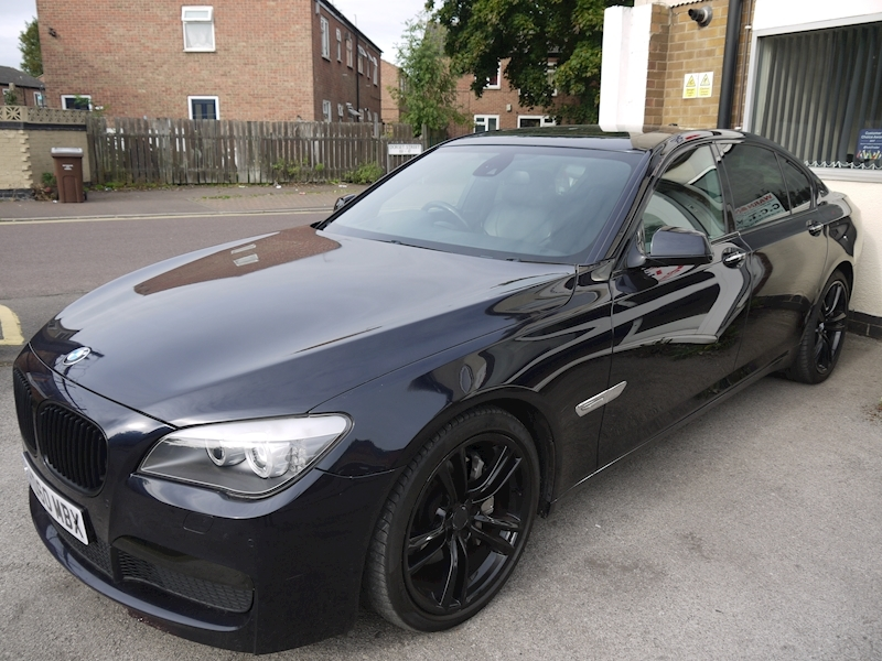 Bmw 7 Series 740D M Sport Luxury Edition - Large 0