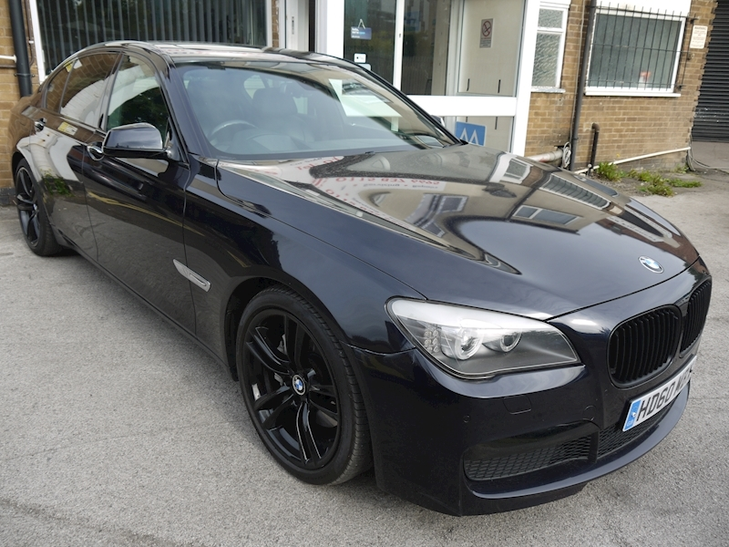 Bmw 7 Series 740D M Sport Luxury Edition - Large 2