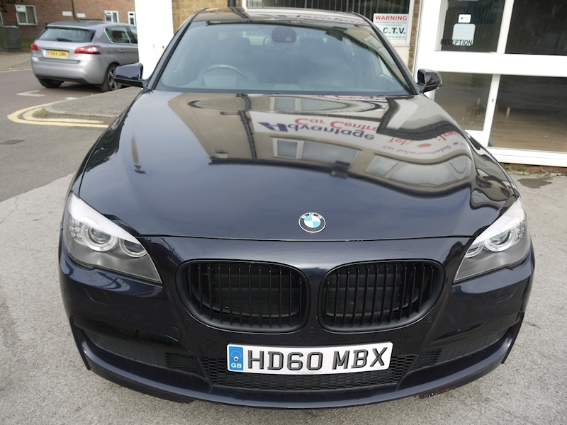Bmw 7 Series 740D M Sport Luxury Edition - Large 3