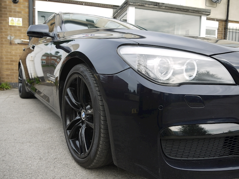 Bmw 7 Series 740D M Sport Luxury Edition - Large 5