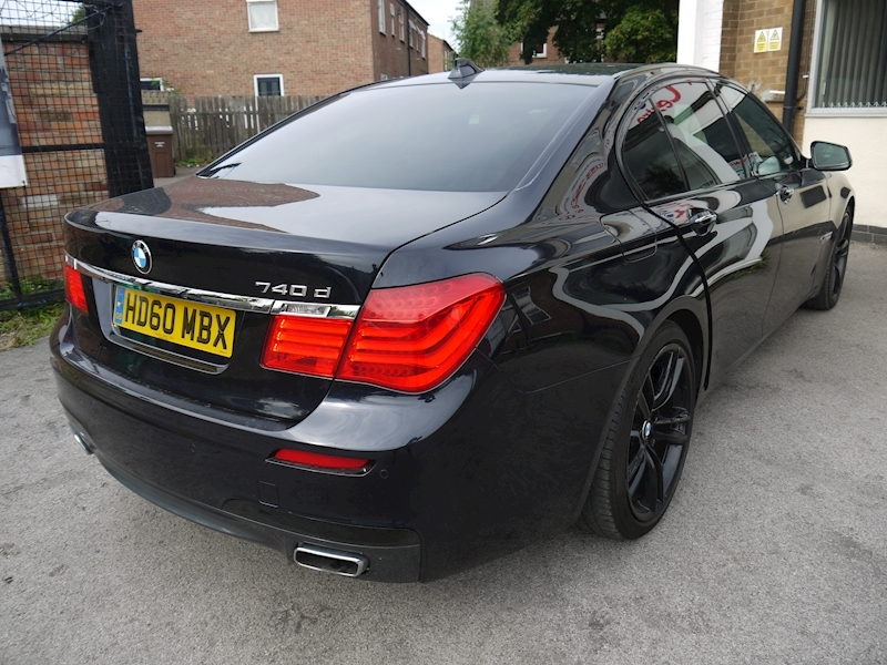 Bmw 7 Series 740D M Sport Luxury Edition - Large 6
