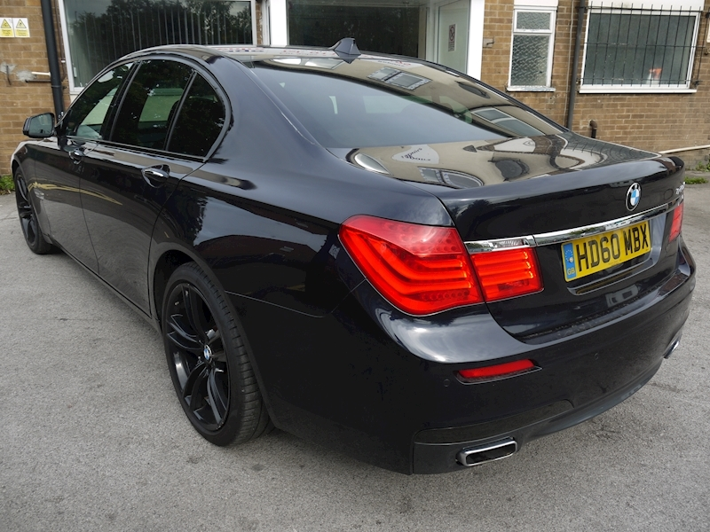 Bmw 7 Series 740D M Sport Luxury Edition - Large 7