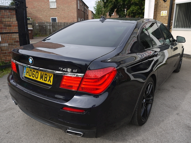 Bmw 7 Series 740D M Sport Luxury Edition - Large 10