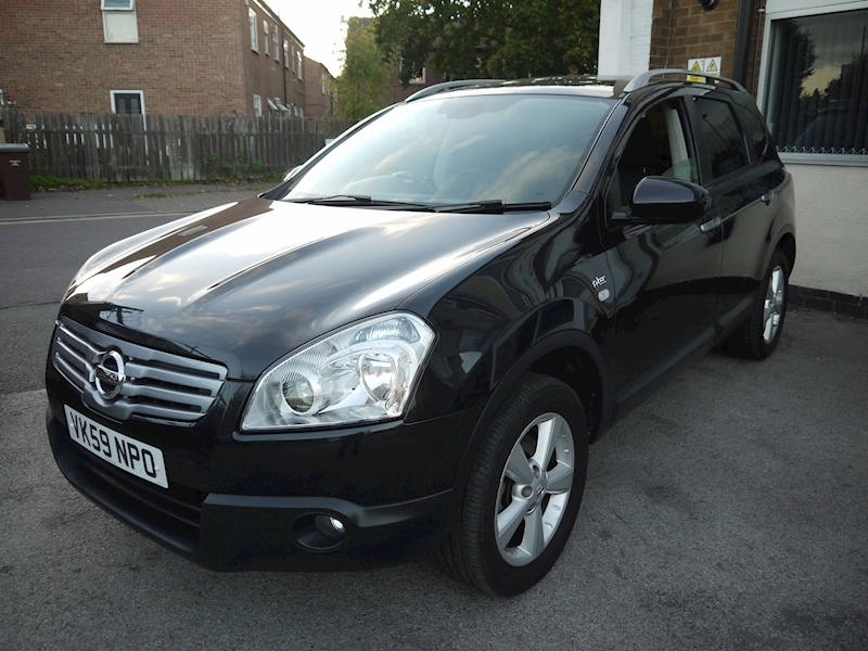 Qashqai Dci N-Tec Plus 2 Hatchback 1.5 Manual Diesel