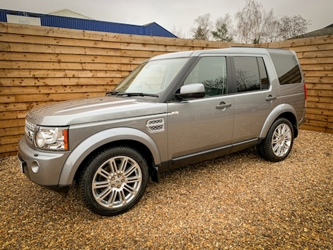 Discovery Sdv6 Xs 3.0 5dr Estate Automatic Diesel