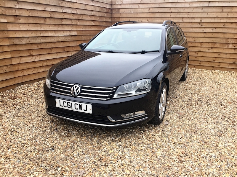 Passat Se Tdi Bluemotion Technology Estate 2.0 Manual Diesel