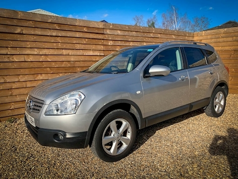 Qashqai Acenta Plus 2 Hatchback 1.6 Manual Petrol