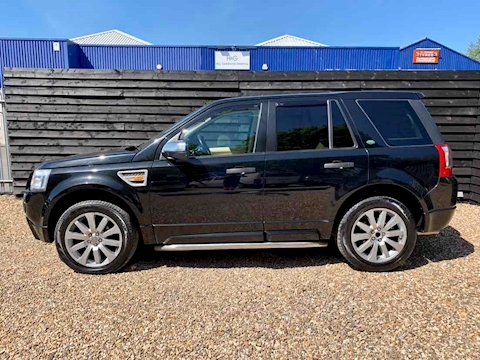 Freelander Td4 Hst Estate 2.2 Automatic Diesel