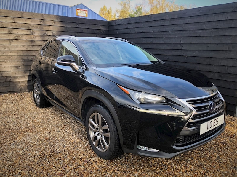 Nx 300H Luxury 2.5 5dr Estate CVT Petrol/Electric