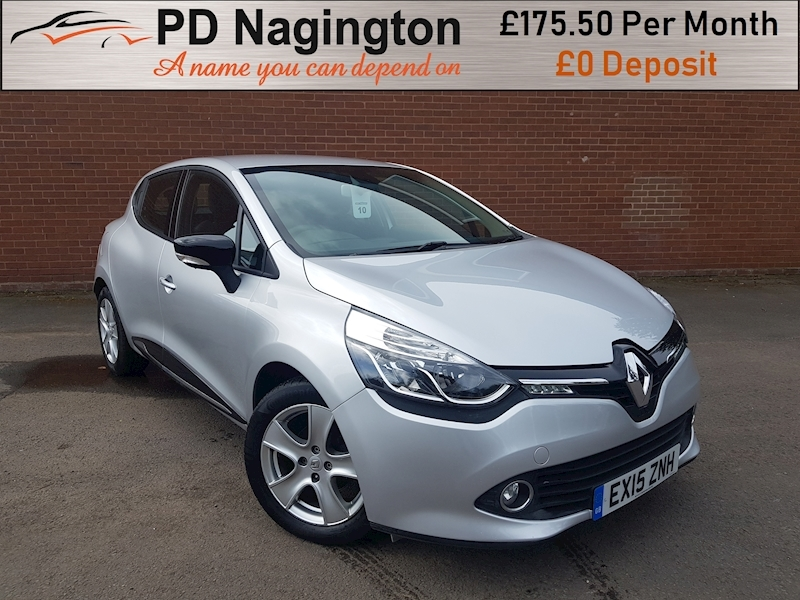 Clio Dynamique Medianav Hatchback 1.1 Manual Petrol