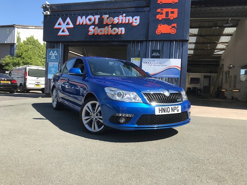 Octavia Vrs Tdi Cr Hatchback 2.0 Manual Diesel