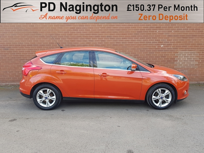 Ford Focus Zetec - Large 1