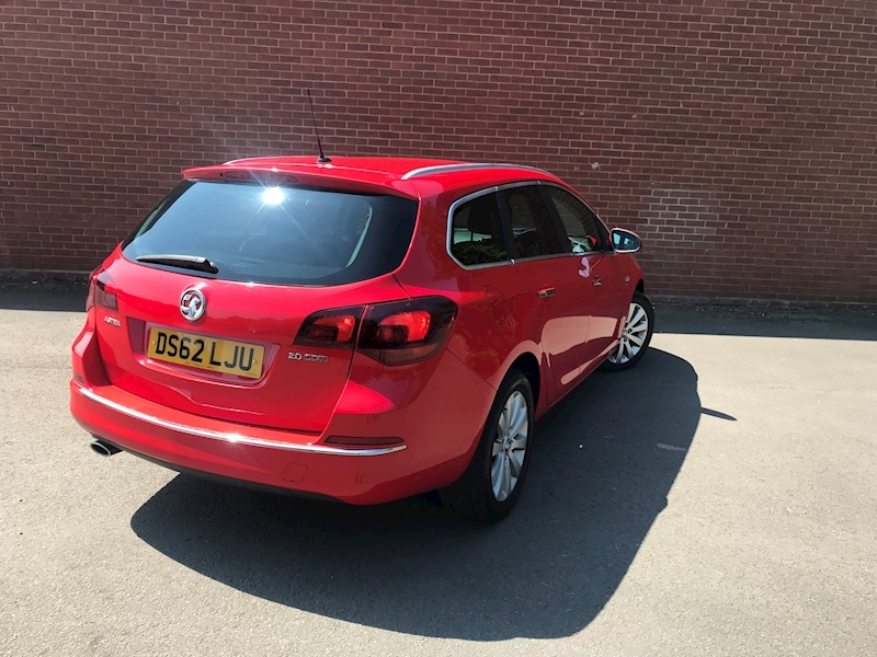 Vauxhall Astra Se Cdti S/S - Large 1