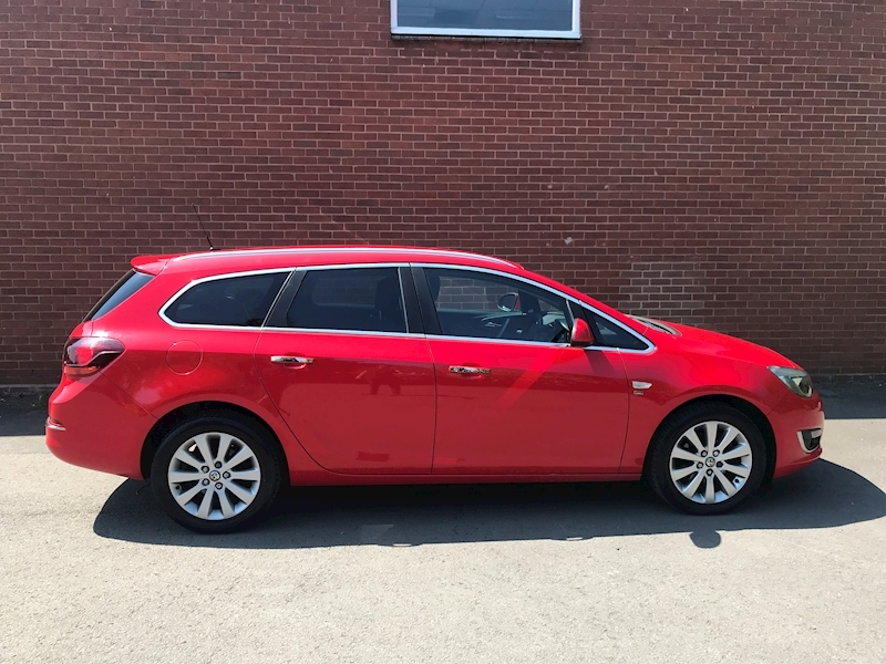 Vauxhall Astra Se Cdti S/S - Large 2