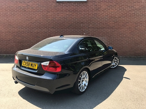 3 Series 318I Edition M Sport Saloon 2.0 Manual Petrol