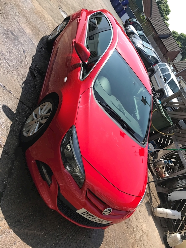 Astra Tech Line Gt Cdti S/S Hatchback 2.0 Manual Diesel