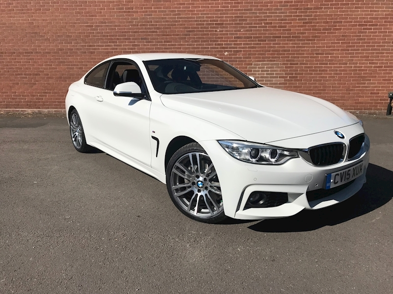 Bmw 4 Series 435D Xdrive M Sport - Large 0
