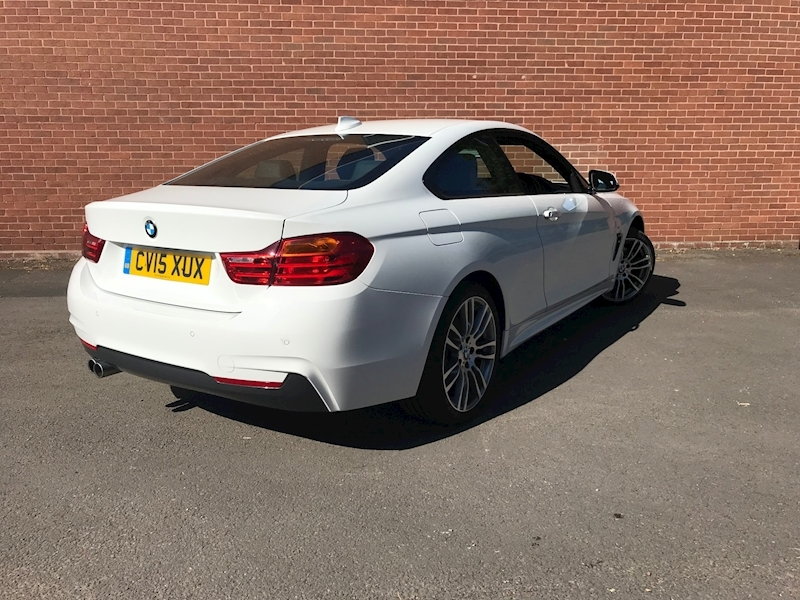 Bmw 4 Series 435D Xdrive M Sport - Large 1