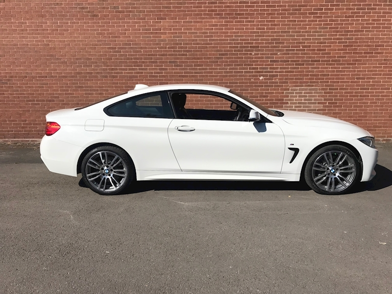 Bmw 4 Series 435D Xdrive M Sport - Large 2