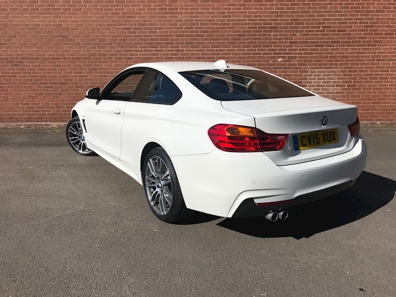 Bmw 4 Series 435D Xdrive M Sport - Large 3
