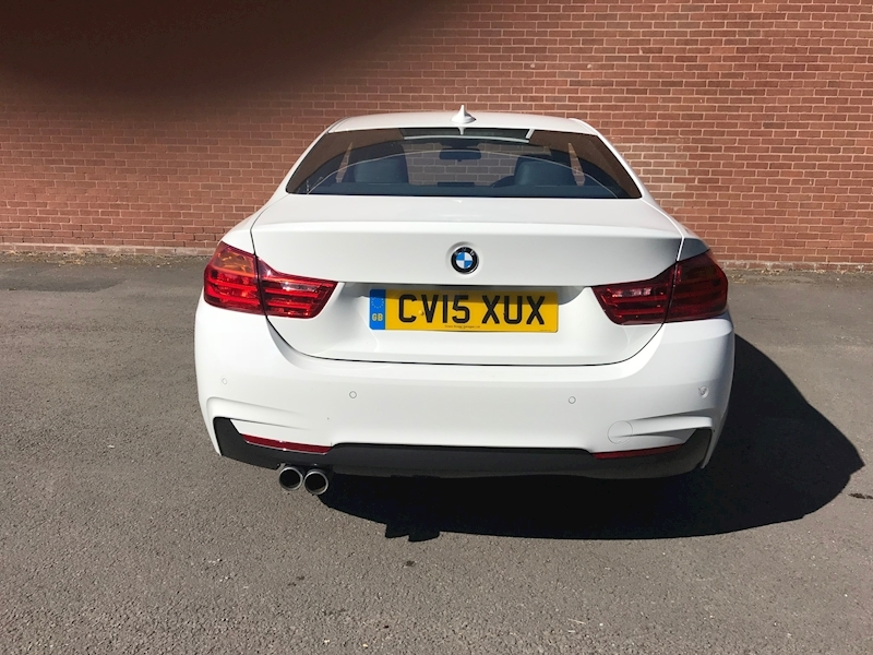 Bmw 4 Series 435D Xdrive M Sport - Large 4