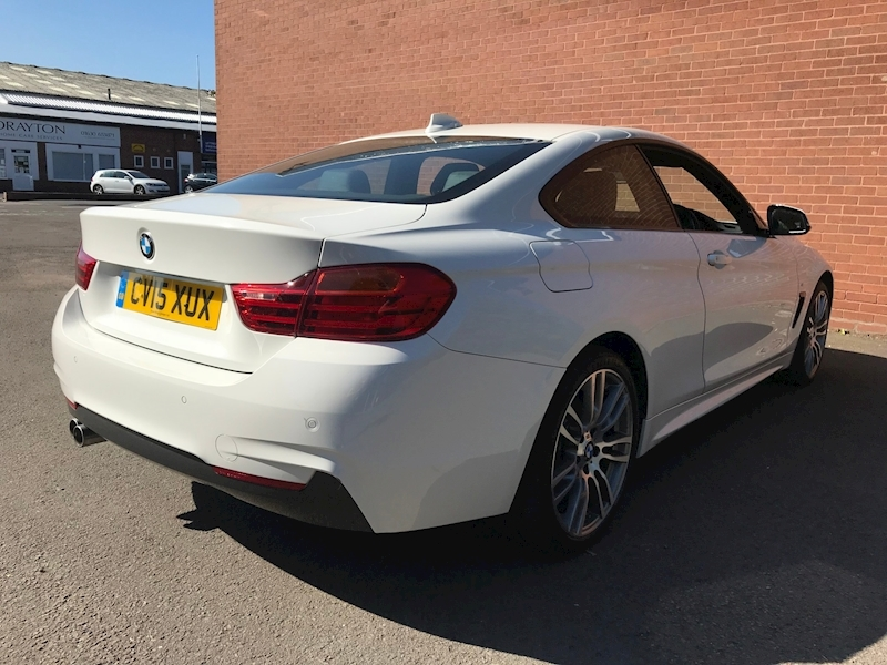 Bmw 4 Series 435D Xdrive M Sport - Large 5