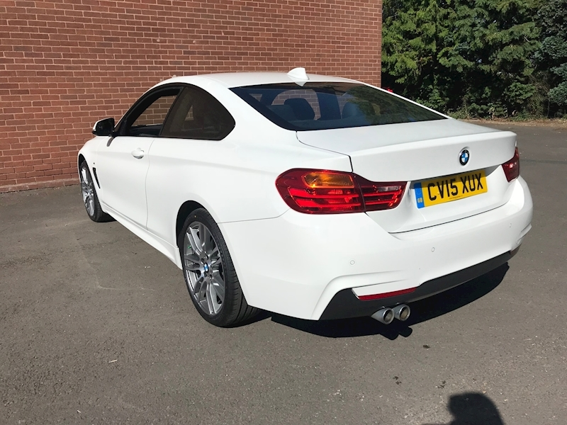 Bmw 4 Series 435D Xdrive M Sport - Large 6