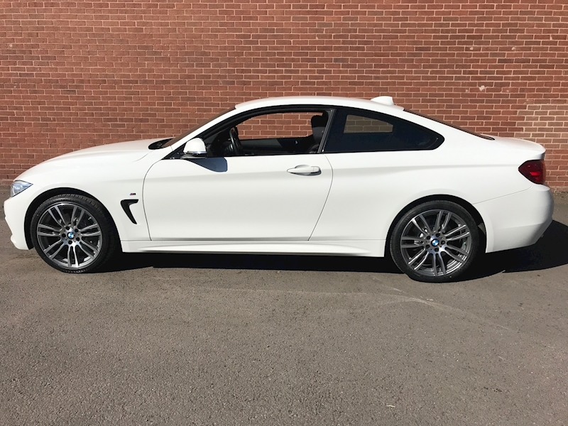 Bmw 4 Series 435D Xdrive M Sport - Large 7