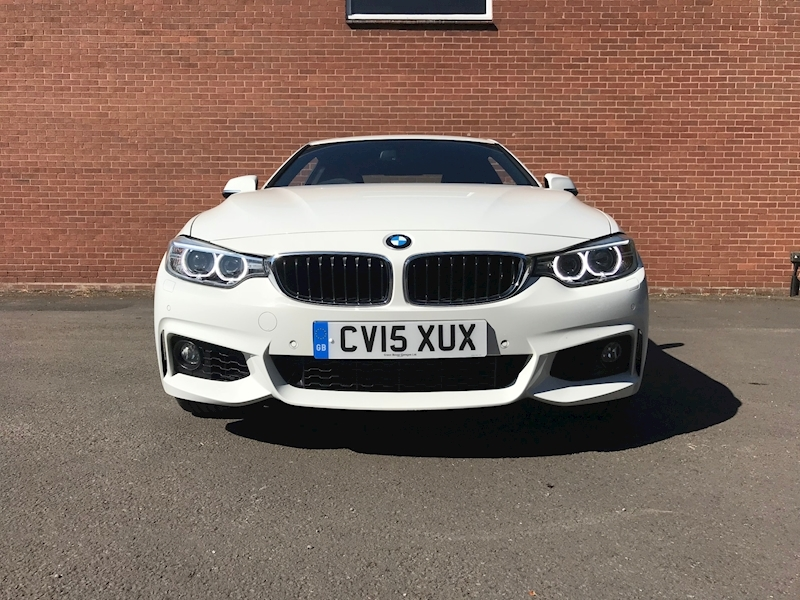 Bmw 4 Series 435D Xdrive M Sport - Large 8