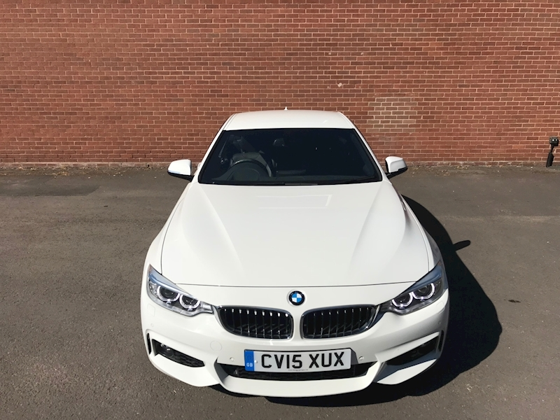 Bmw 4 Series 435D Xdrive M Sport - Large 9