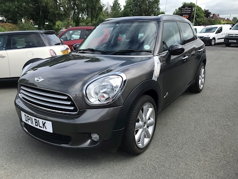 Mini Countryman Cooper D All4 Hatchback 2.0 Automatic Diesel