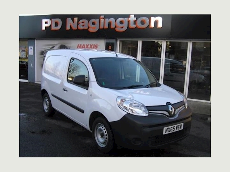 Renault Kangoo Ml19 Dci - Large 0