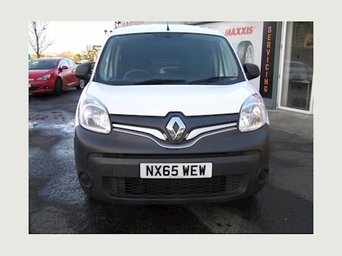 Kangoo Ml19 Dci Car Derived Van 1.5 Manual Diesel