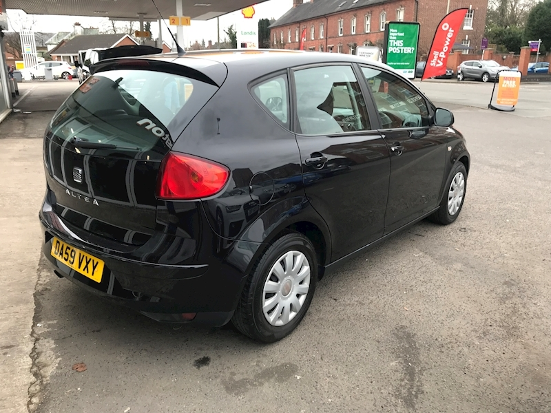 Seat Altea Tdi S - Large 3