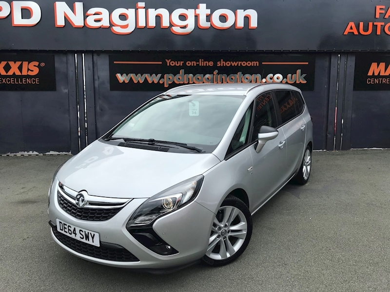 Zafira Tourer Sri Cdti Mpv 2.0 Manual Diesel