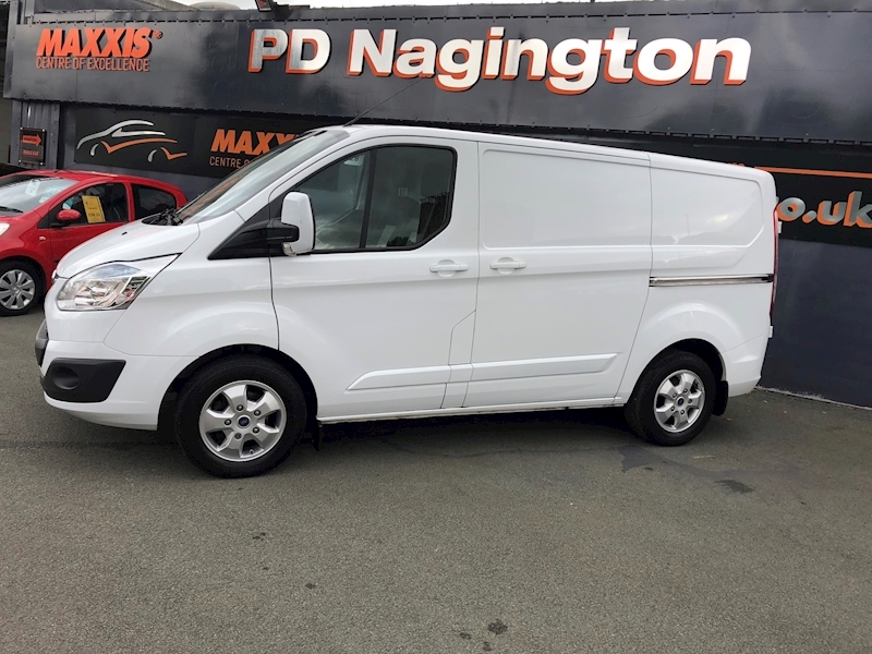 Ford Transit Custom 270 Limited Lr P/V - Large 2