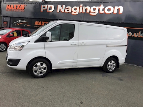 Transit Custom 270 Limited Lr P/V Panel Van 2.2 Manual Diesel